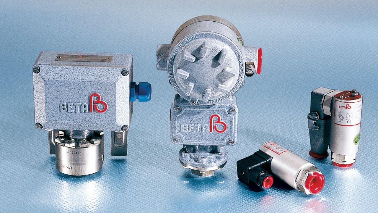 BETA Pressure & Temperature Switches